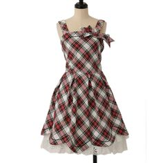 http://www.wunderwelt.jp/products/detail7332.html ☆ ·.. · ° ☆ ·.. · ° ☆ ·.. · ° ☆ ·.. · ° ☆ ·.. · ° ☆ White × red plaid JSK Heart E ☆ ·.. · ° ☆ How to order ↓ ☆ ·.. · ° ☆ http://www.wunderwelt.jp/user_data/shoppingguide-eng ☆ ·.. · ☆ Japanese Vintage Lolita clothing shop Wunderwelt ☆ ·.. · ☆ #casuallolita