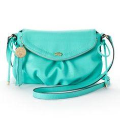 Juicy Couture Mini Traveler Crossbody Bag