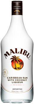 BevMo! - Malibu Rum Coconut