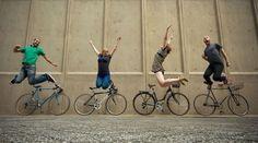 Los 10 mandamientos del ciclista urbano. - ciclografias