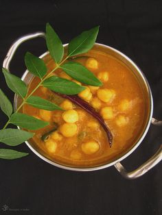 Cicerove kari 2. Vegetarian Curry, India Food, Chana Masala, Beans, Ethnic Recipes, Chickpeas, Indie, Indian Dishes, Prayers