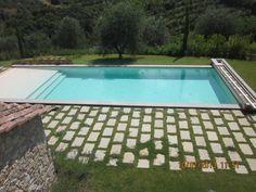 Before met elbe zwembaden jr pools pinterest met - Zwarte pool liner ...