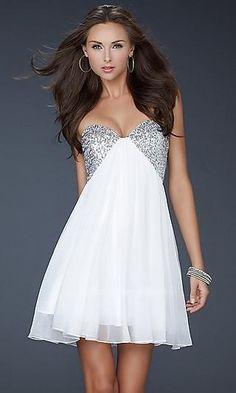 0747bdec0d8 cocktail dresses cocktail dresses cocktail dresses Short Strapless Prom  Dresses