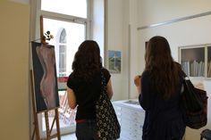 Art Exhibit 2013 Fine Arts Major, Exhibit, Dresses, Fashion, Vestidos, Moda, Fashion Styles, Dress, Fashion Illustrations