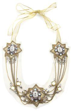 Hapsburg Necklace