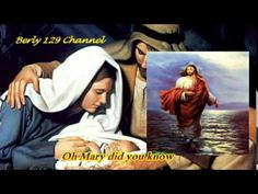 Mary Did You know By Kenny Rogers and Wynonna Judd - YouTube