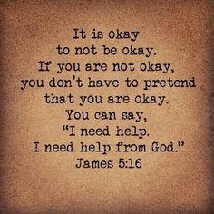 God I need your help!