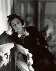 Coco Chanel, Photo by Horst P. Horst