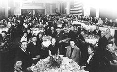 Company party for staff of the Chr. Hansen factories in the US