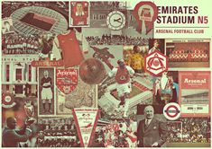 The Arsenal Collective - A Home for Memories of The Arsenal - Art - Concordia by Michael Henry