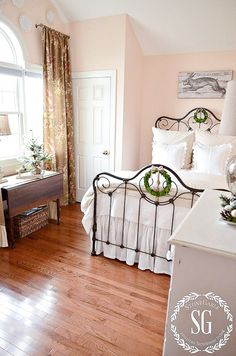 PLANS AND PROGRESS FOR A GABLE ROOM MAKEOVER… AND EPISODE 13 OF DECORATING TIPS AND TRICKS