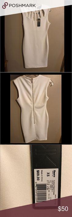 Kardashian dress Never been worn! Size xs,new with tags. Super cute💕 Kardashian Kollection Dresses