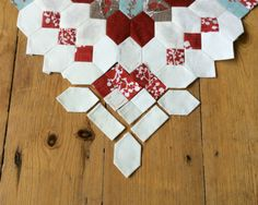 Lucy Boston 'Patchwork of the Crosses' tutorial – PART 2 « Lina Patchwork