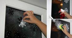 Rozmýšľate ako vyzdobiť okno počas vianočných sviatkov? Máme pre vás skvelý nápad na výzdobu, ktorú si vyrobíte zadarmo. S týmto návodom bude vaše okno vyzerať ako zamrznuté sklo so...