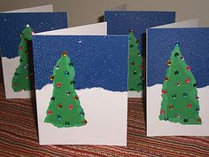 Make some cards with the kids
