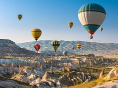 Could you join this exclusive travel club? Learn about Travelers Century Club and find like-minded travelers who explore the globe. Beautiful Places To Travel, Cool Places To Visit, New Zealand Image, Balloon Flights, Hot Air Balloon, Night Life, Travel Inspiration, National Parks, Vacation