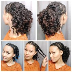 Easy Twist Out Natural Hair Styles - Curly Girl Swag 15 Cute amp; Easy Twist Out Natural Hair Styles - Curly Girl Cute amp; Easy Twist Out Natural Hair Styles - Curly Girl Swag Natural Hair Twists, Natural Curls, Natural Hair Care, Natural Hair Styles, Black Hair Hairstyles, Twist Hairstyles, Hairstyles 2016, Medium Hairstyles, Choppy Hairstyles