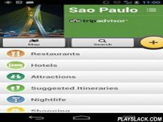 Sao Paulo City Guide  Android App - playslack.com , Going to Sao Paulo? Get this FREE City Guides Catalog, a personal advisor in your pocket which helps you plan and have the perfect trip. With restaurants, attractions, hotels and TripAdvisor reviews you love, stored in the app, all available offline -- no data roaming charges!Key reasons millions of travelers love this app:FREENeed we say more? Download the app now, there's absolutely no risk, and we're sure you'll love it!WORKS…