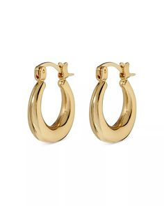 Luv Aj - Mini Martina Hoop Earrings