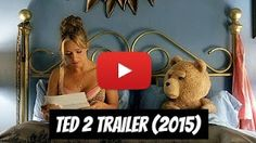 Watch foul mouthed teddy bear Ted is back with Ted 2 Official Trailer (2015) via geniushowto.blogspot.com comedy movies trailer