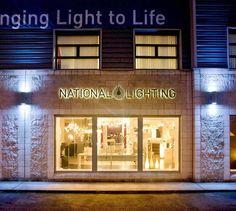 www.nationallighting.ie National Lighting, Lighting Showroom, Garage Doors, Outdoor Decor, Life, Home Decor, Decoration Home, Room Decor, Carriage Doors