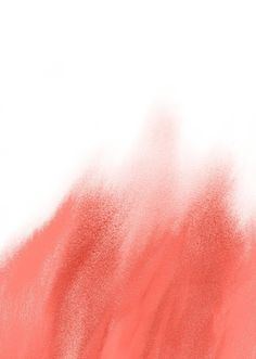 Coral ombre watercolor by GraphicRain on Coral Watercolor, Watercolor Wallpaper, Watercolor Background, Watercolor Flowers, Flower Backgrounds, Wallpaper Backgrounds, Iphone Wallpaper, Aesthetic Backgrounds, Aesthetic Wallpapers