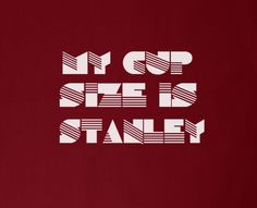 Maroon NHL Hockey My Cup size is Stanley Trophy Funny Puck Stick Blackhawks Tee Tshirt T-Shirt