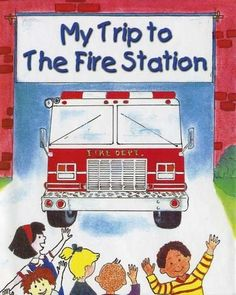 MyFairyTaleBooks - Personalized Children's My Trip to the Fire Station Book, $11.95 (http://www.myfairytalebooks.com/adventure-books/personalized-childrens-my-trip-to-the-fire-station-book/)