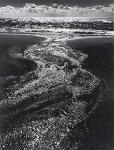 Ansel Adams | Lot | Sotheby's    Sea, Stream Clouds Ca.