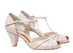 Sapato de noiva para casamento da loja Juliana Bicudo.
