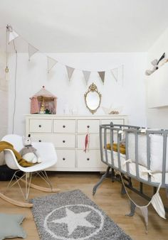 La chambre bébé mixte en 43 photos d\'intérieur! | KIDS ROOM ...