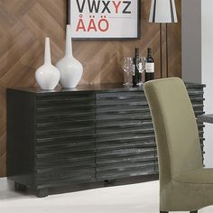Shop Coaster Fine Furniture  102065 Stanton Server at ATG Stores. Browse our buffets, sideboards & hutches, all with free shipping and best price guaranteed.