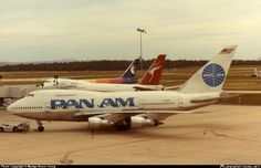 N538PA Pan American World Airways (Pan Am) Boeing 747SP-21