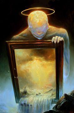 art surrealista Above Art Art Visionnaire, Arte Obscura, Lewandowski, Arte Horror, Fantasy Kunst, Visionary Art, Fantasy Inspiration, Fantasy Artwork, Surreal Art