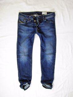 mens jeans Diesel model Darron slim leg W27 L30 #Diesel #slim