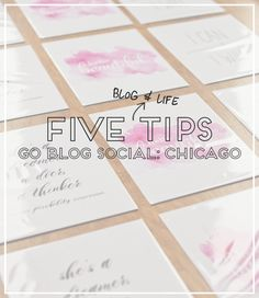 Real life blogging tips!!