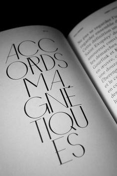 Typography - Akatre