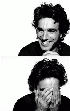 Daniel Day Lewis, how are you so adorable and talented at the same time? :)