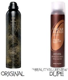 orbie dry texturizing spray vs oscar blandis texture volume spray