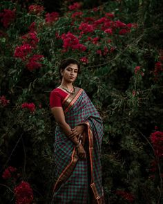 Image may contain: one or more people, people standing, plant, tree, outdoor and nature Beautiful Girl Indian, Beautiful Saree, Beautiful Dresses, Beauty Full Girl, Beauty Women, Indian Wife, Indian Art, Bollywood Designer Sarees, Kurta Neck Design