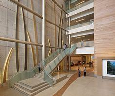 CollinsWoerman Designs Seattle-Washington-Area Healthcare Facility Swedish/Issaquah Medical Center