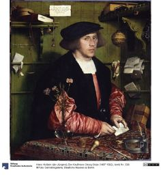 Der Kaufmann Georg Gisze (1497-1562)