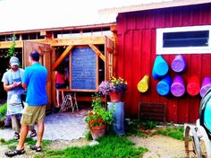 "A to Z Produce & Bakery aka ""The Pizza Farm"" - near Stockholm, WI 