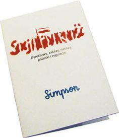 Okładka broszury propagandowej.