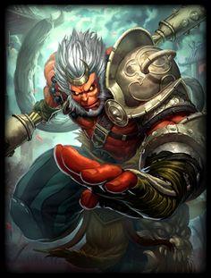 Sun Wukong - Silver Sage
