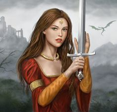 A character done for the book 'Azurite (Daughter of the Mountain Bk 1)' by Megan Dent Nagle. 'Zora Winnser is the last princess of Samaria, but even though she is the only heir to the Winnser blood...