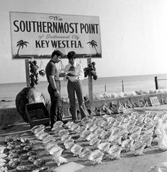 Old Key West. This is the sign I remember.