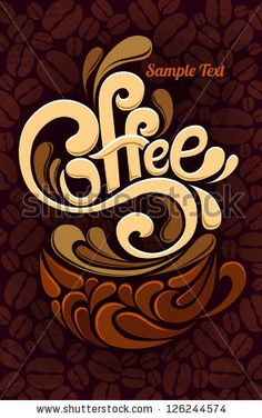 Find Coffee Design Template stock images in HD and millions of other royalty-free stock photos, illustrations and vectors in the Shutterstock collection. Thousands of new, high-quality pictures added every day. Coffee Artwork, Coffee Cup Art, Coffee Painting, Coffee Plant, Coffee Shop Logo, Coffee Store, Coffee Cafe, Starbucks Coffee, Design Café