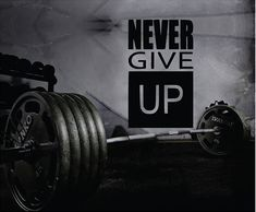 Don't stop! You can do this! #fitness #gym #exercise #quote