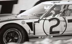 Ford Lemans Phil Hill